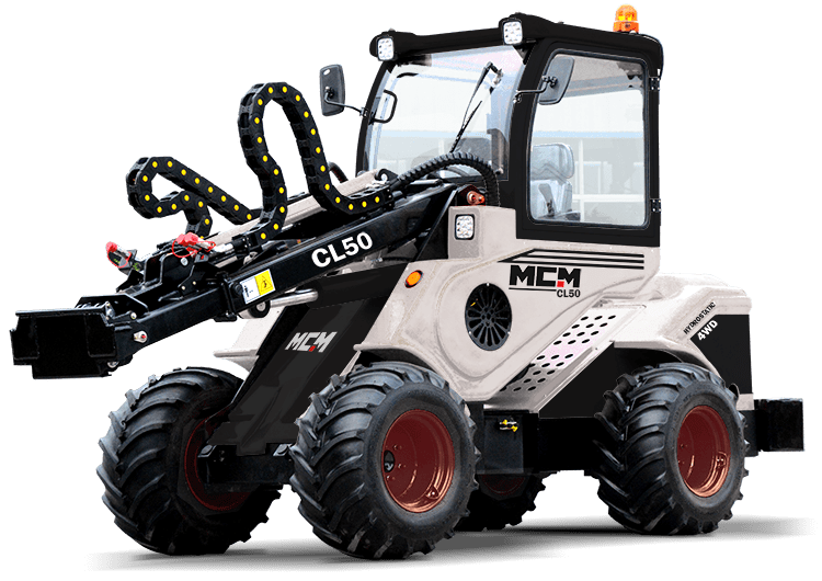 CL50 MCM Compact Loader
