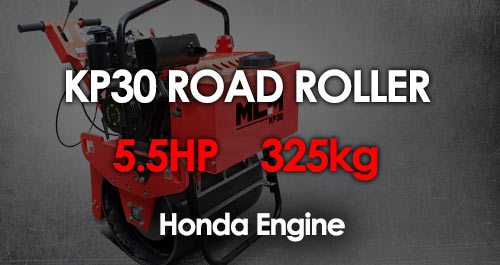 KP30 Road Roller