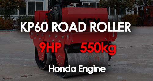 KP60 Road Roller