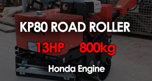 KP80 Road Roller