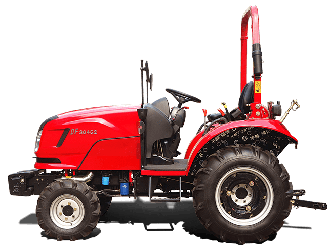 304G2 MCM Tractor