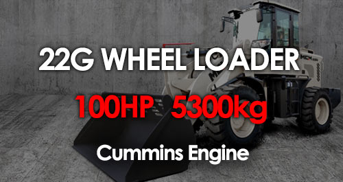 22G MCM Wheel Loader