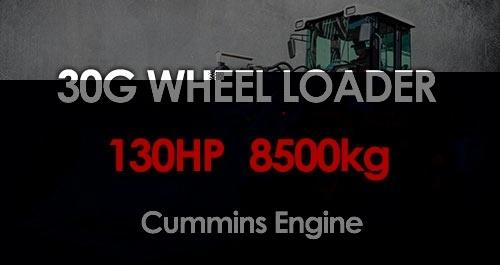 30G MCM Wheel Loader