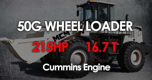 50G MCM Wheel Loader