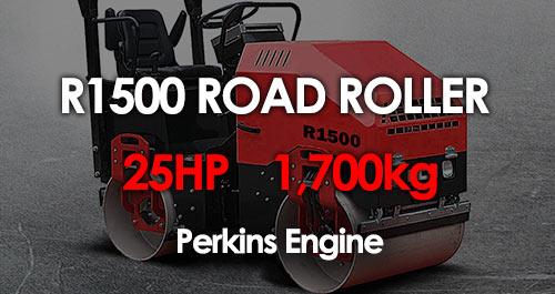 R1500 Road Roller