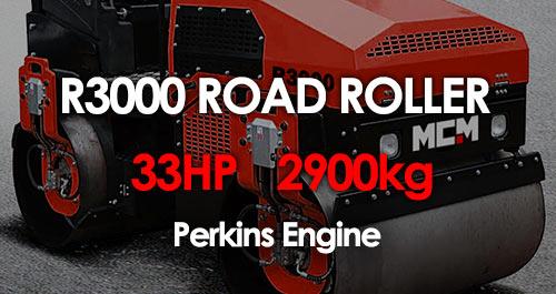 R3000 Road Roller