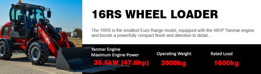 16RS MCM Wheel Loader