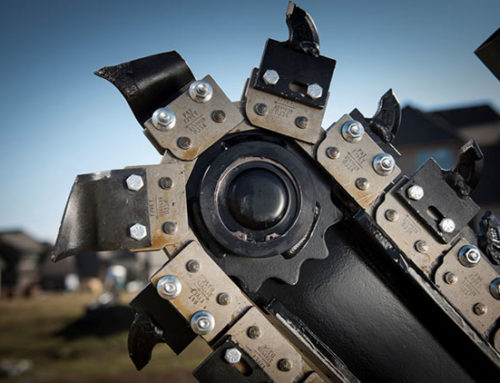 Trencher Chain Setup & Why You Need To Know This