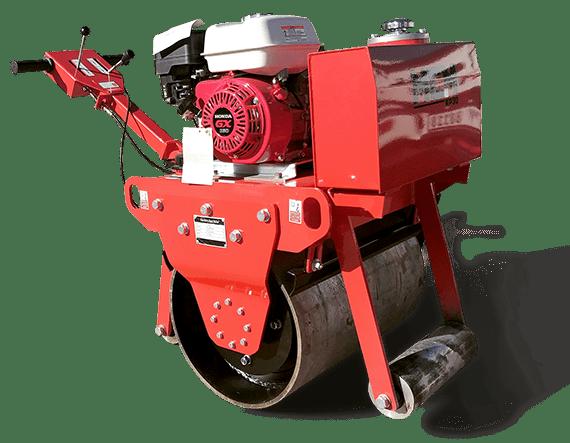 KP30 Single Drum Roller