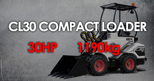 CL30 Compact Loader
