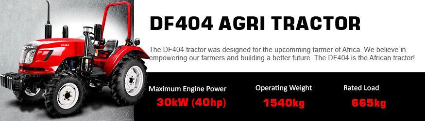 DF404 40HP Agri Tractor
