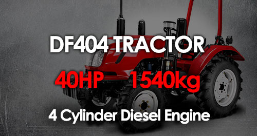 DF404 Agriculture Dongfeng MCM Tractor