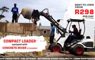 CL Concrete Mixer