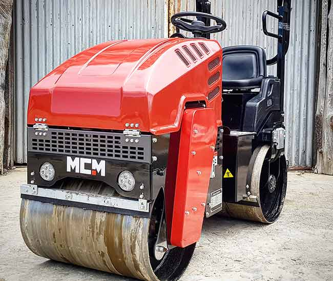 R1000 Compaction Roller