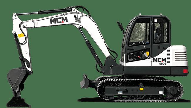 60DS MCM Excavator