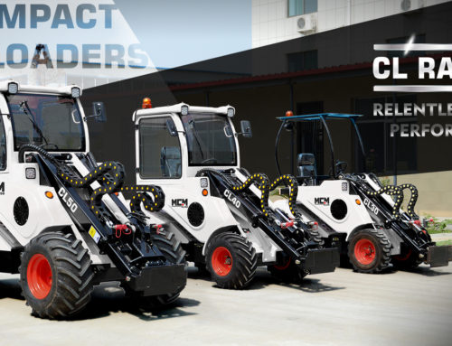 MCM Compact Loaders featured in the SA Landbou Weekblad Magazine