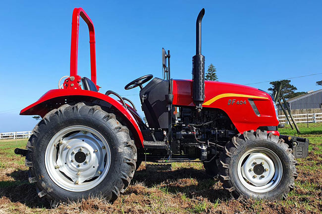 DF404-Dongfeng-Tractor-South-Africa-Agricultural-Trekker-40HP-4x4