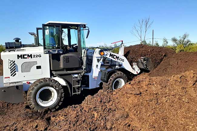 MCM 22G Wheel Loader in South Africa For Sale