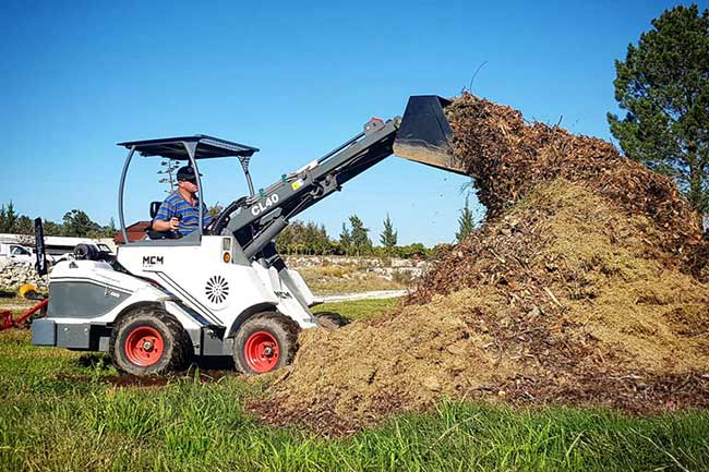 CL40 Loader Multi Functional South Africa