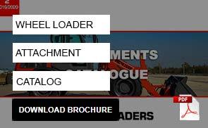 Wheel Loader Attachment Catalog