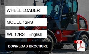 12RS Wheel Loader Brochure pdf