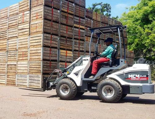 MCM's Compact Loaders, Pushing Profits For Fruit Farmers