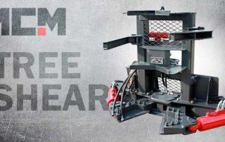 MCM Tree Shear Attachment