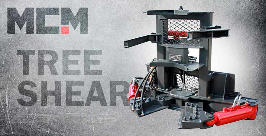 MCM Tree Shear Attachment