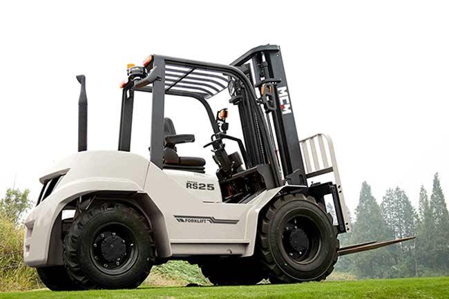 MCM RS25 Rough Terrain Forklift