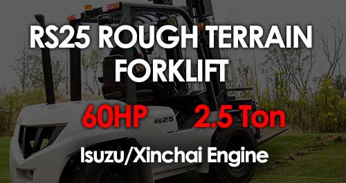 MCM S25 Forklift