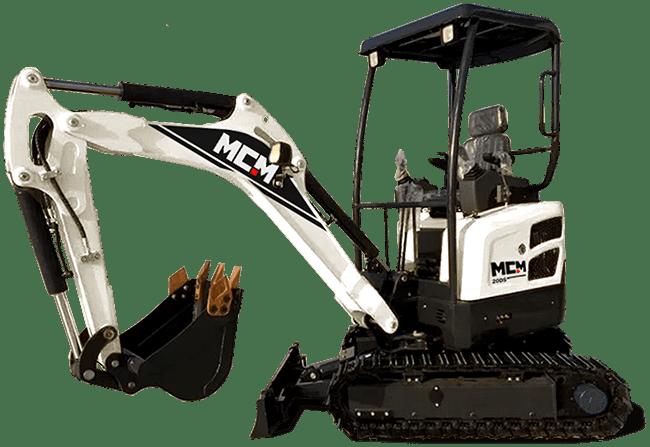 20DS MCM Kubota Excavator