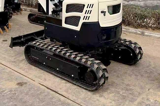 MCM 20DS Excavator Kubota Mini